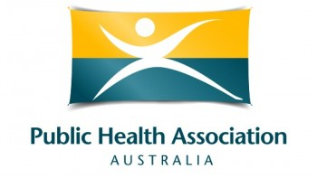 Public Health Association of Australia's logo