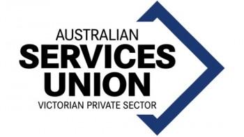 Australian Services Union Victorian Private Sector Branch's logo