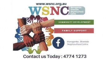Warragamba Silverdale Neighbourhood Centre's logo