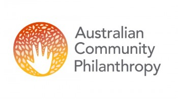 Australian Community Philanthropy's logo