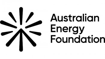 Australian Energy Foundation's logo