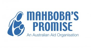 Mahboba's Promise's logo