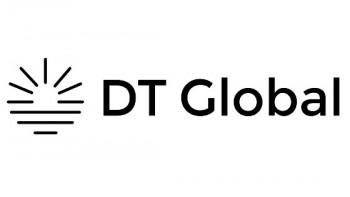 DT Global's logo