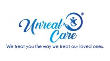 Unreal Care's logo
