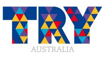 TRY Australia's logo