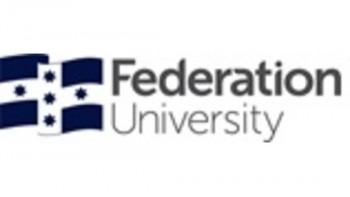 Federation University's logo