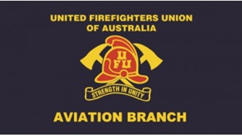 United Firefighters Union  Australia (Aviation Branch)'s logo