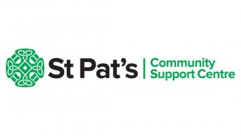 St Patrick's Community Support Centre's logo