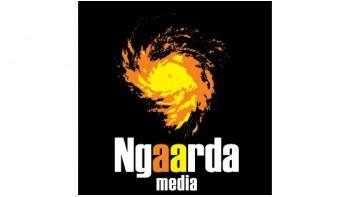 Ngaarda Media Aboriginal Corporation's logo
