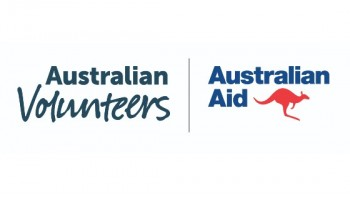 Australian Volunteers Program's logo