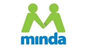 Minda's logo