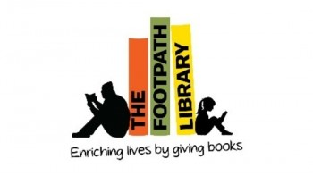 The Footpath Library's logo