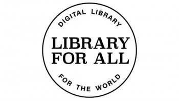 Library for All's logo