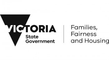Department of Families, Fairness and Housing's logo