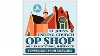 St John's Opportunity Shop's logo