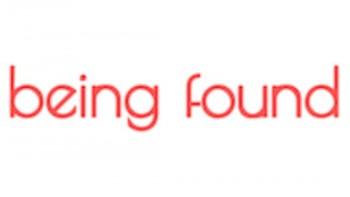 Being Found's logo