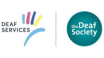 Deaf Services / The Deaf Society 's logo