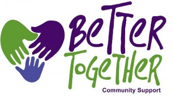 Better Together Community Support's logo