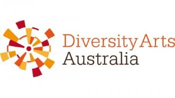 Diversity Arts Australia's logo