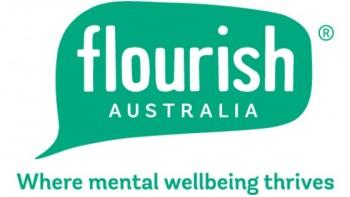 Flourish Australia's logo