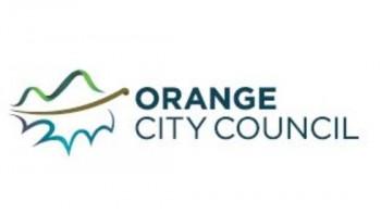Orange City Council's logo