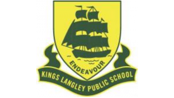 Kings Langley Public School's logo