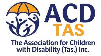 The Association for Children with Disability (Tas.) Inc's logo