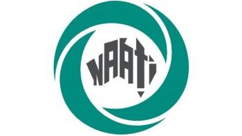 NAATI's logo