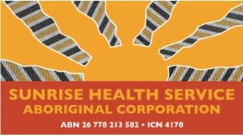 Sunrise Health Service Aboriginal Corporation's logo