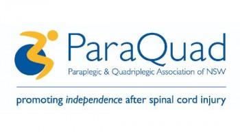 ParaQuad NSW's logo