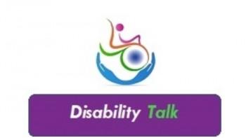 Disability Talk's logo