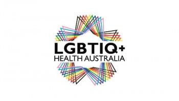 LGBTIQ+ Health Australia's logo