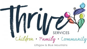 Thrive Services's logo