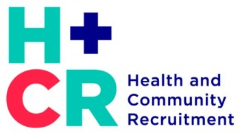 Health and Community Recruitment's logo