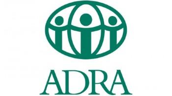 The Adventist Development and Relief Agency (ADRA) 's logo