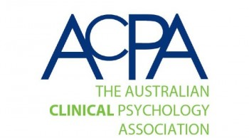 Australian Clinical Psychology Association's logo