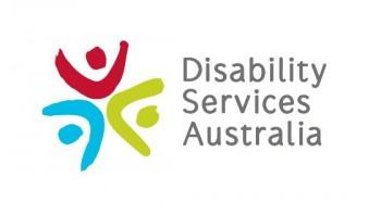 Disability Services Australia's logo