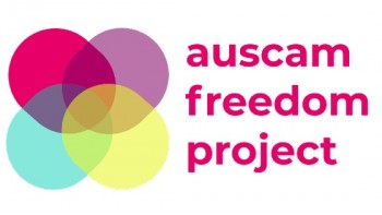 AusCam Freedom Project's logo