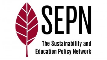 Sustainability and Education Policy Network's logo