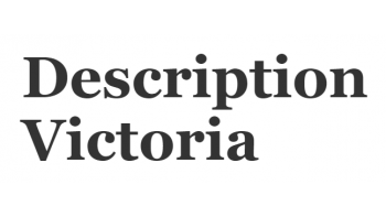 Description Victoria's logo