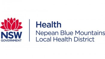 Nepean Blue Mountains Local Health District, NSW Health's logo