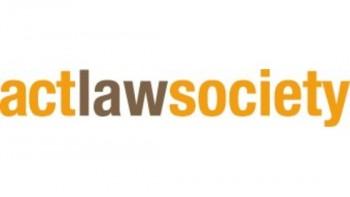 ACT Law Society's logo