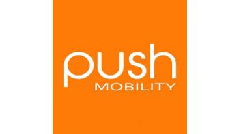 Push Mobility's logo