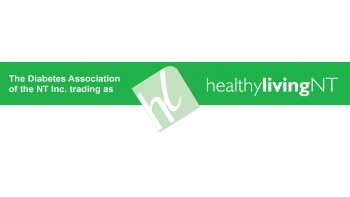 Diabetes Association of NT Inc T/A Healthy Living NT's logo