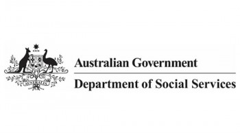 Department of Social Services's logo