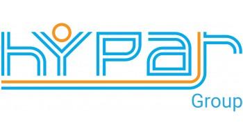 HYPAR's logo