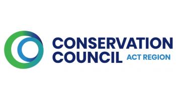 Conservation Council ACT Region's logo