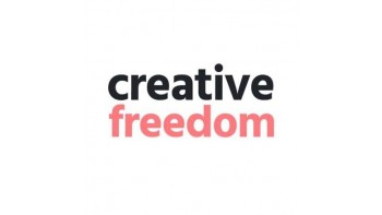 Creative Freedom's logo