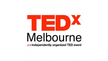 TEDxMelbourne's logo