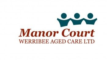 Manor Court Werribee Aged Care's logo